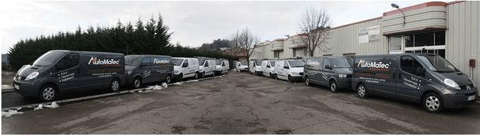 Camionnette Automatec