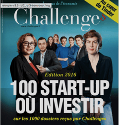 Magazine Challenge accompagnement Pharmanity