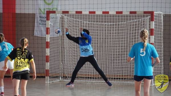Equipe D2B UODl Handball
