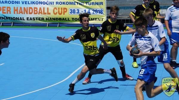 D2b, sponsor équipe UODL Handball