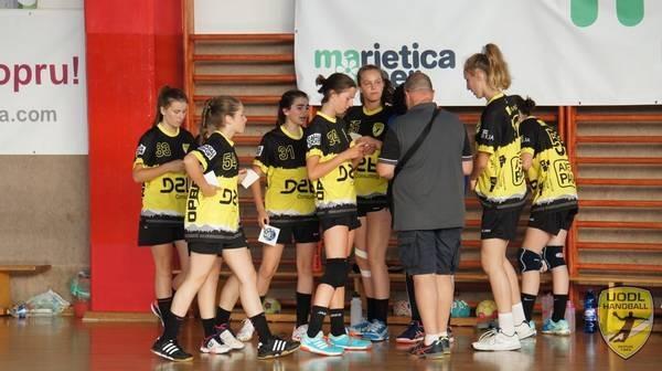 Tournoi européen Handball Slovénie avec D2b