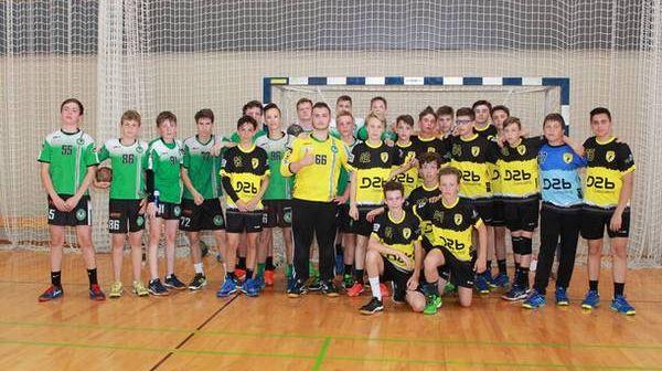 tournoi handball UODL D2b