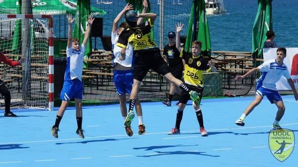 UODL Handball Equipe D2B Consulting